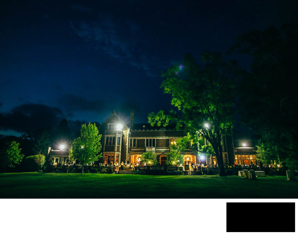 waveny house wedding ct by sean kim