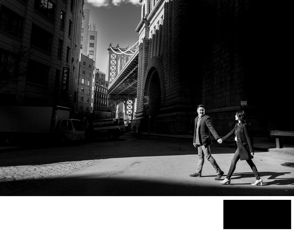 Brooklyn wedding photography by sean kim