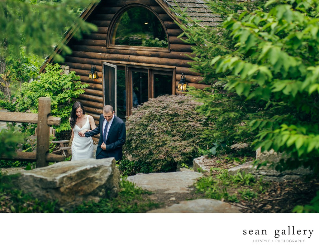cedar lakes estate wedding photo