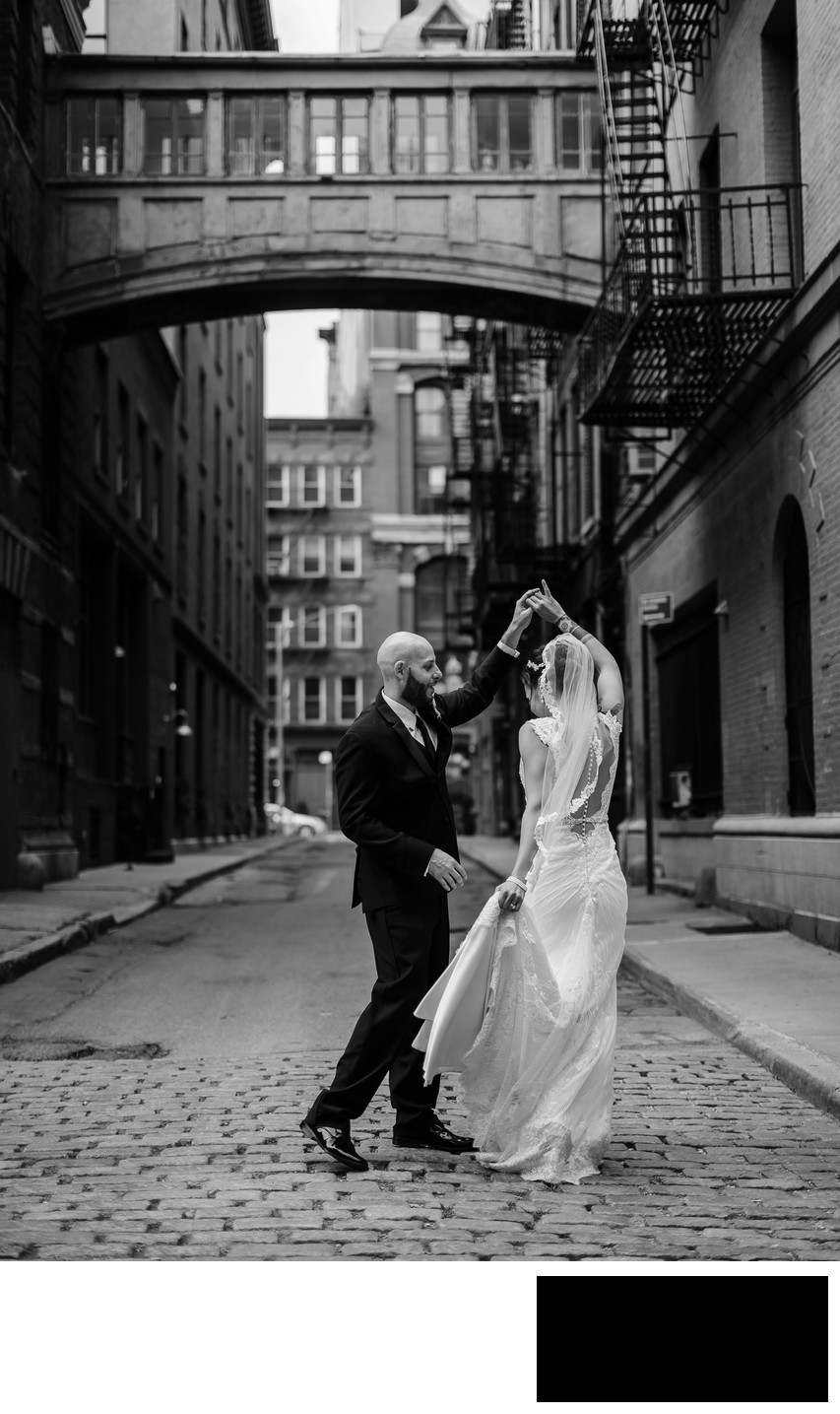 tribeca rooftop wedding photos by seangallery