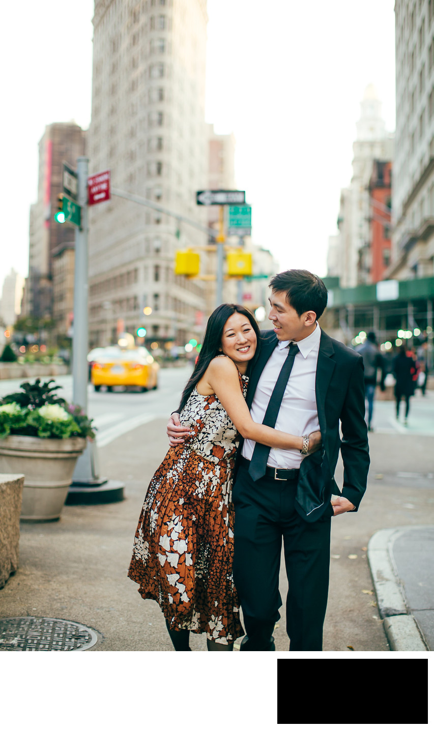 Manhattan wedding photos by seangallery
