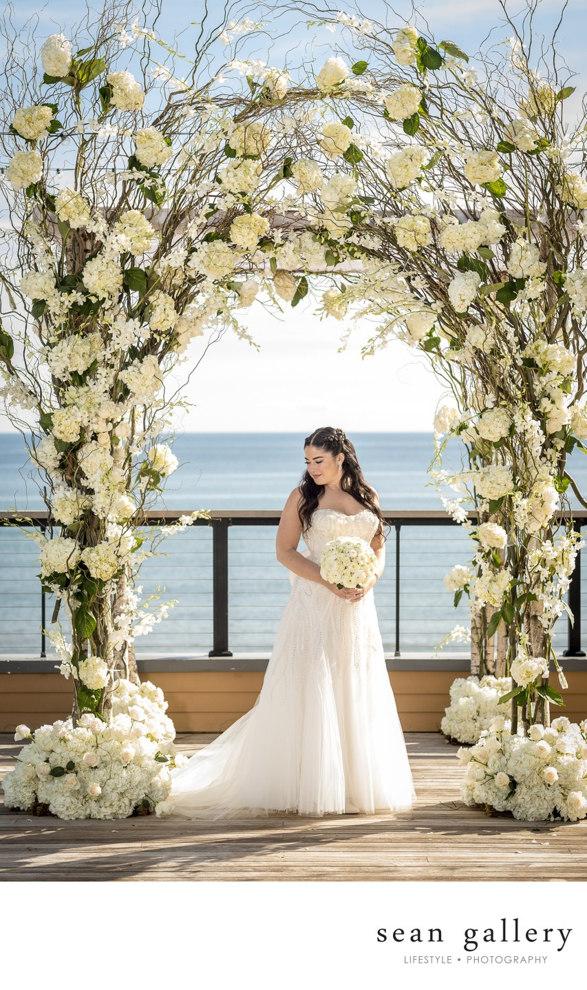 Gurney's Montauk Resort Wedding photo by Seangallery