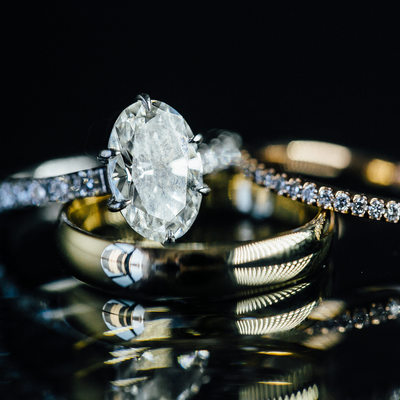 wedding ring photos by sean kim