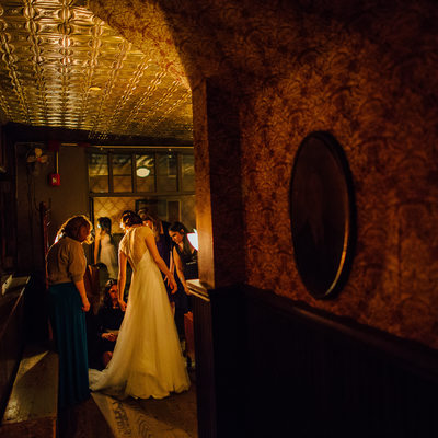 Brooklyn Winery wedding photos