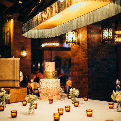 bowery hotel nyc wedding photo by sean kim