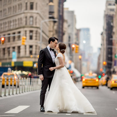 NYC wedding photography by Sean Kim