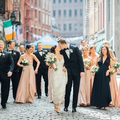 Manhattan Wedding Party photos by sean Kim