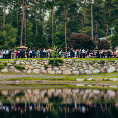 Cedar Lakes Estate Wedding photos - cocktail hours