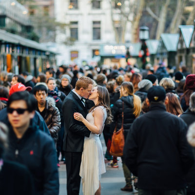 bryant park wedding by sean kim