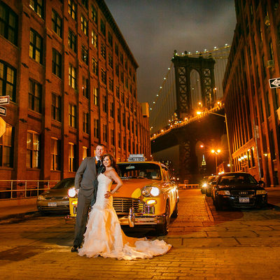 Dumbo wedding photos by sean kim