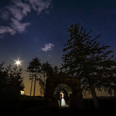 The Garrison Wedding - Night Time Photo by sean kim
