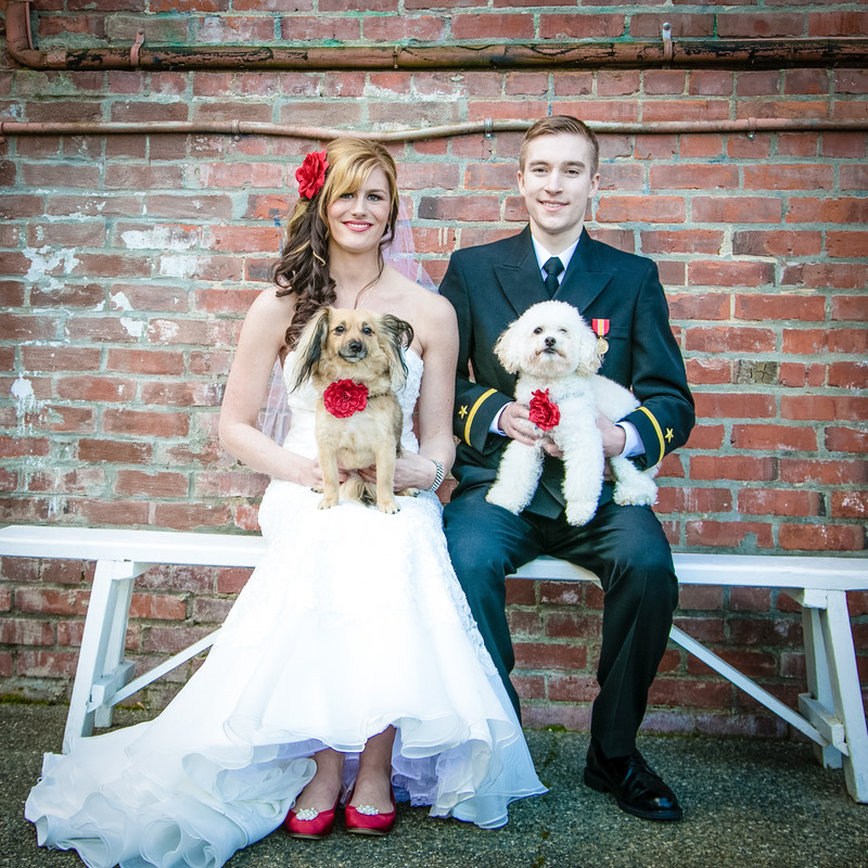 Brittany & Spencer's Wedding at the Hollywood Schoolhouse in Woodinville, Washington