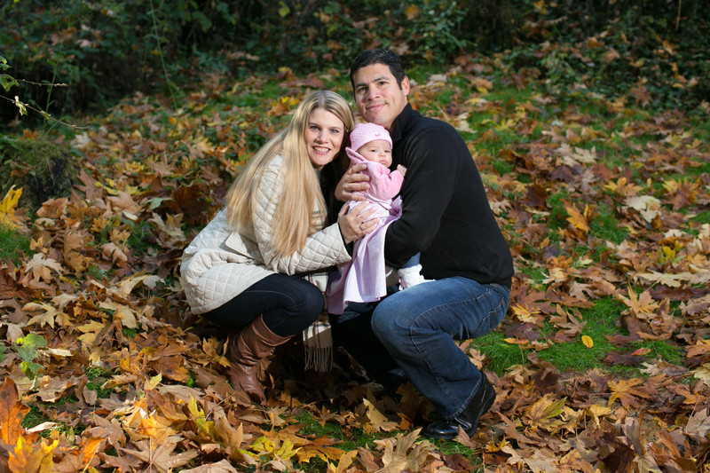 Seattle Family Portrait Photography