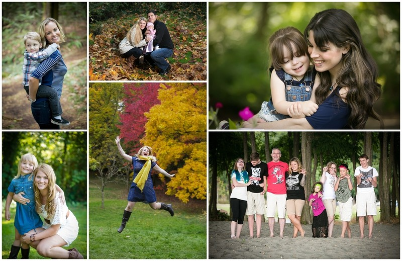 Seattle and Snohomish Portrait Photography | Everett Photographer