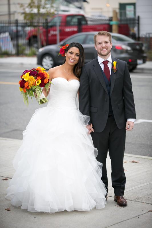 Edmonds Yacht Club Wedding Photographers | Seattle - Seattle and
