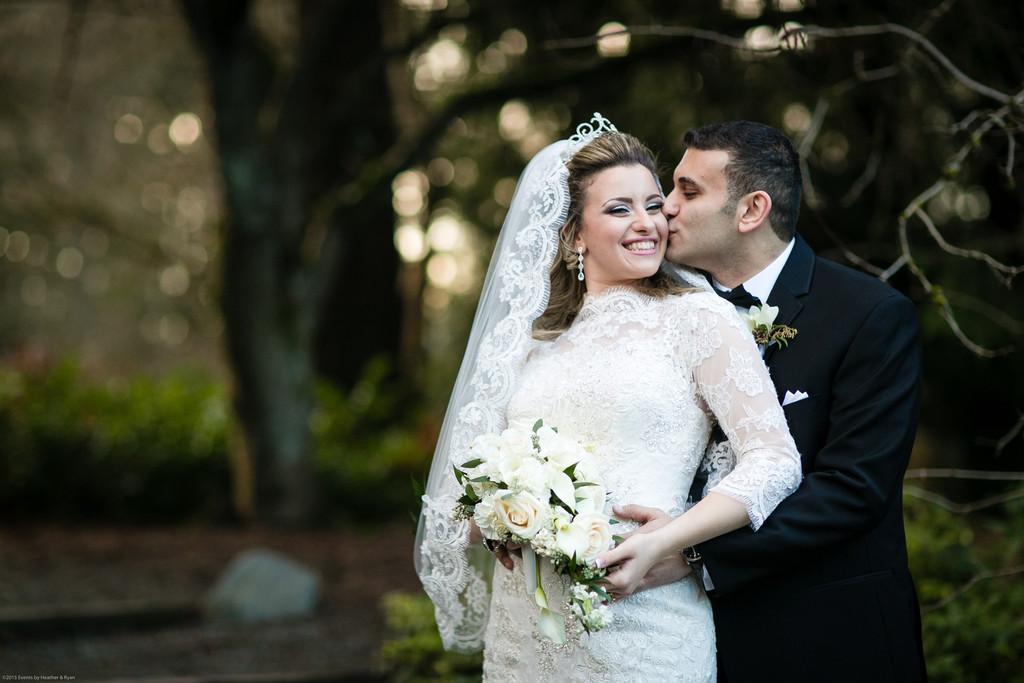 Arboretum Wedding Photography Seattle