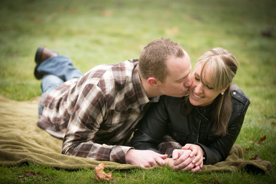 Engagement Session in Snohomish | Everett