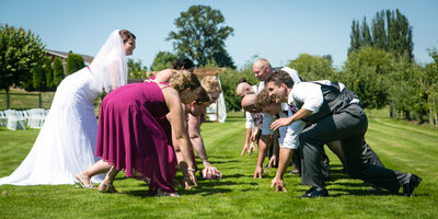 Swan Trail Farms Wedding Photographs | Snohomish