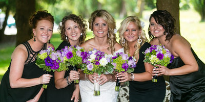 Bridesmaids in Bothell | Wedding