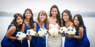 Bridesmaids at Woodmark Hotel Carillon Point | Kirkland