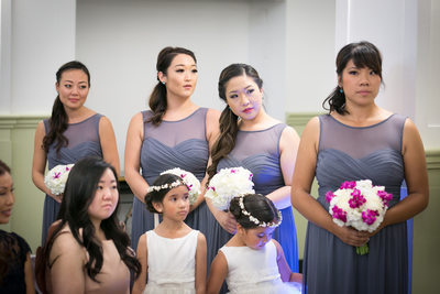 Bridesmaid Dresses at Monte Cristo Ballroom