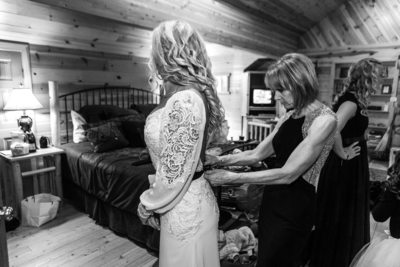Mountain Springs Lodge Wedding Photographer | Leavenworth