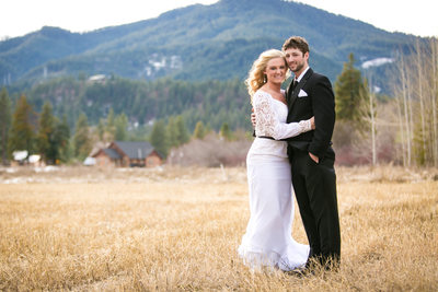 Mountain Springs Lodge Wedding Photographers | Leavenworth