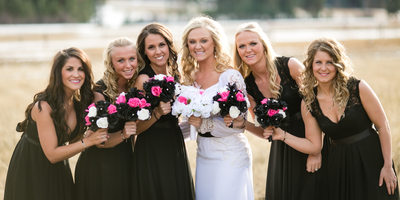 Bridesmaids at Mountain Springs Lodge | Leavenworth