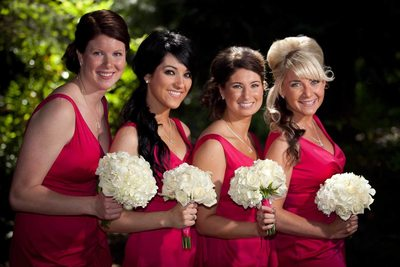 Bridesmaids at Pickering Barn Issaquah | Sammamish | Seattle