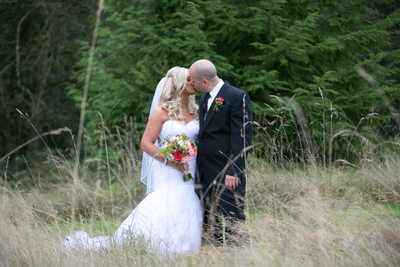 Wedding Photographs at Tazer Valley Farm | Stanwood | Seattle