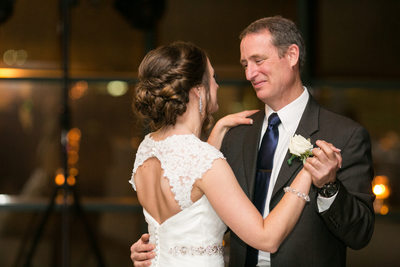 hotel bellwether father and daughter dance