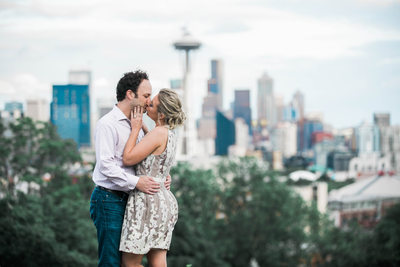 Kerry Park Engagement Photography Ideas