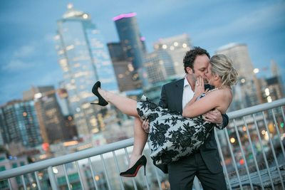 Kerry Park Tips for Engagement Photography