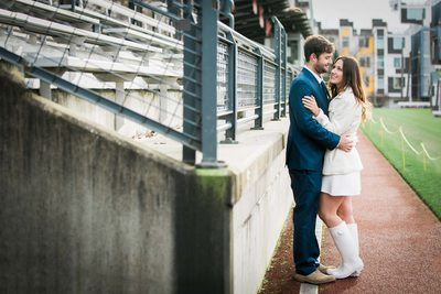 Engagement Pictures in Seattle