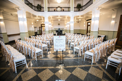 Monte Cristo Ballroom Wedding Picture