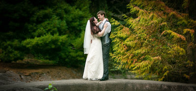 Wedding Photography for Rock Creek Gardens Puyallup