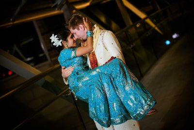 Grand Hyatt Bellevue Wedding Photography
