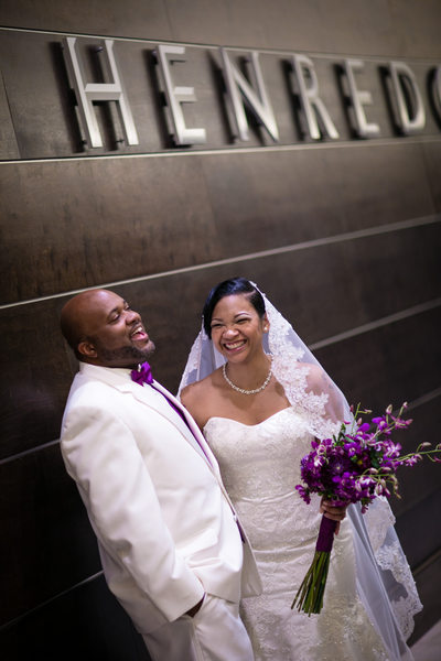 Westin Bellevue Wedding Photo | Seattle Wedding Photograph