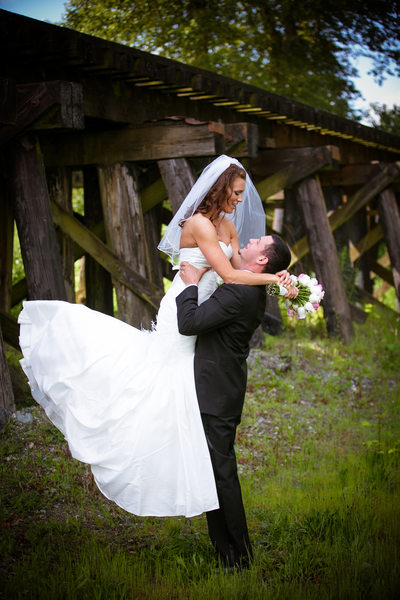 Hidden Meadows Wedding Photo | Snohomish Wedding Photograph