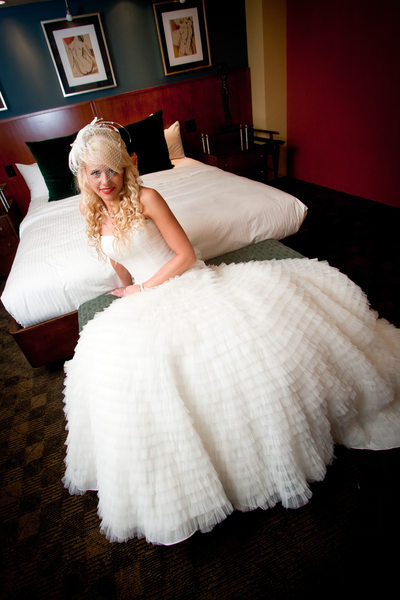 Wedding Photographs at Hotel 1000 | Seattle | Snohomish