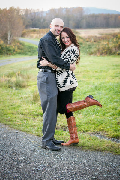 Northern State Engagement Photographer | Sedro Woolley