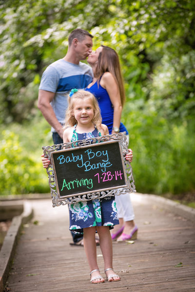 Seattle Maternity and Pregnancy Photography Photographer | Bothell Family
