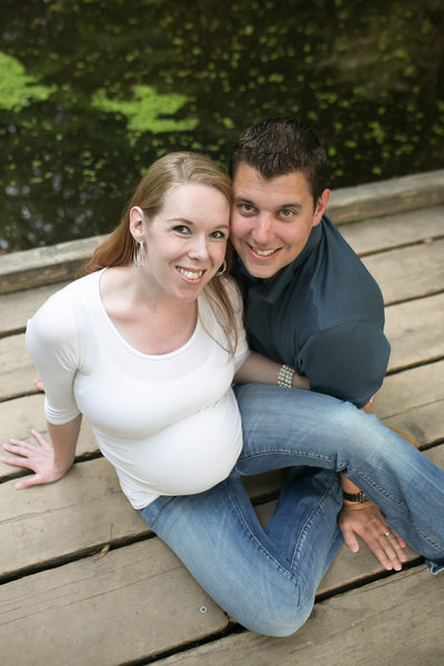 Seattle Maternity and Pregnancy Photography Photographer Bothell Landing