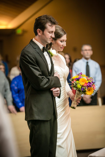 Holy Family Catholic Church Kirkland Wedding Photographers | Seattle