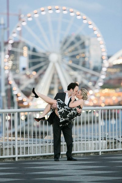 Kerry Park Engagement Photography Prices