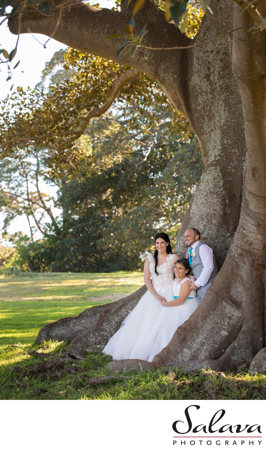 Killalea State Park Wedding