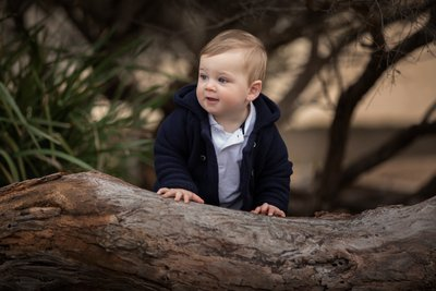 Balmoral Beach kids portraits