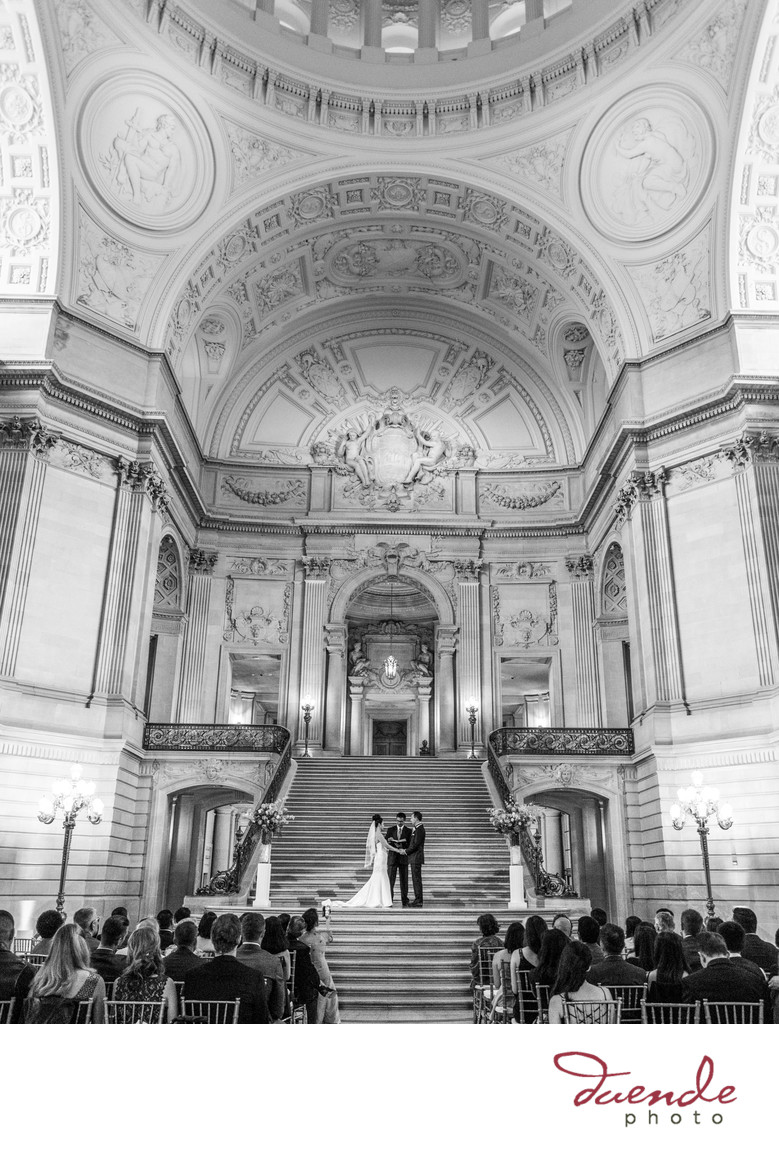Weekend Wedding San Francisco City Hall