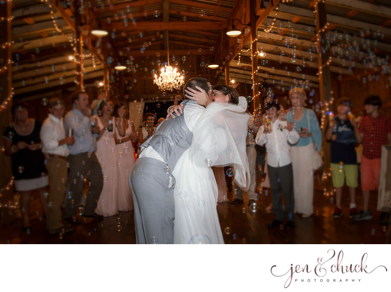 Jen & Chuck Photography | Crystal Springs Wedding Photographers