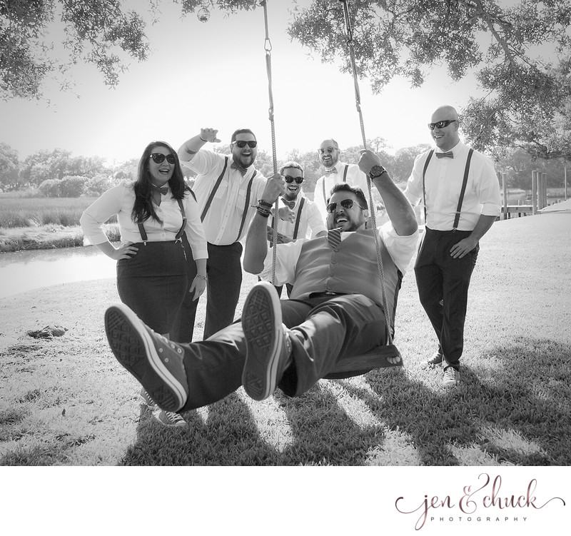 Jen & Chuck Photography | Pascagoula Weddings